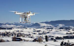 Drohne zu Weihnachten